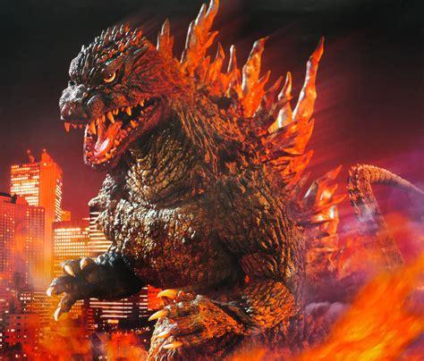 Godzilla 2000 / B1 / Japan X 1999 Wallpaper