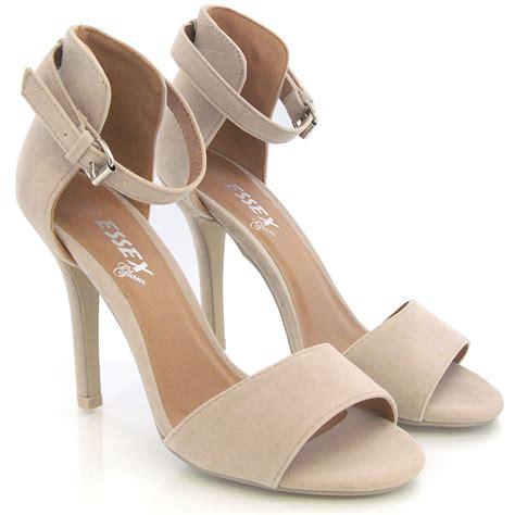 Flat Shoes Gliter List Gold Ks Sepatu Murah new womens stiletto sandals ankle high heel