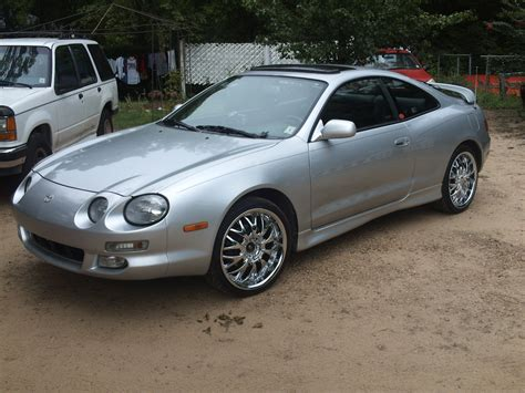 1998 Toyota Celica Daviddank 1998 Toyota Celica Specs Photos Modification