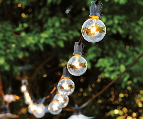 Outdoor Lights String Globe Wedding Registry Ideas Best Bets For The Backyard Simpleregistry