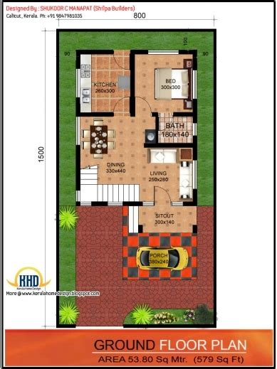 home design in 50 yard amazing house plan for 15 feet 50 plot size 83 square