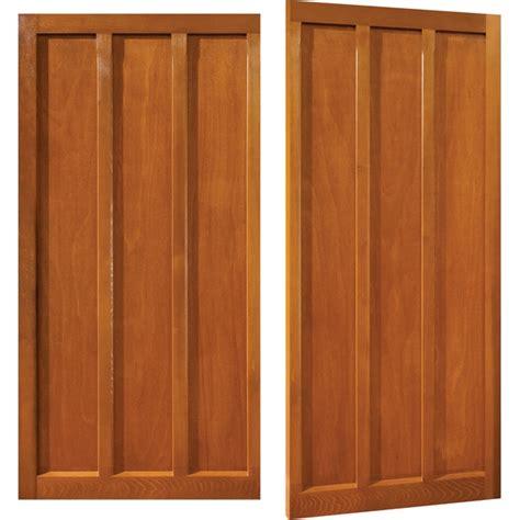 Garage Doors On Line Churchill Woodrite Timber Cedarwood Side Hinged Side Hinged Garage Door At Garage Doors