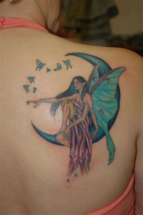 sitting fairy tattoo designs since i was a i ve wanted a of a