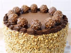 ferrero rocher kuchen ferrero rocher cake recipe