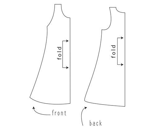 swing dress pattern swing dress tutorial weallsew bernina usa s blog