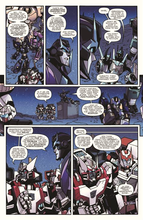Transformers Lost Light 7 Transformers Comics Tfw2005 Transformers For Lights