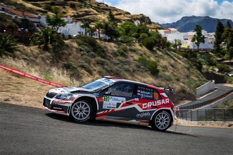 Rallye Auto R5 by Photo škoda Fabia R5 Cars At The Rally Islas Canarias