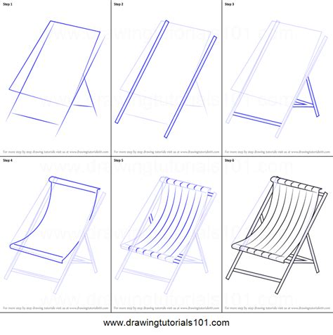 How To Draw A Chair Step By Step by How To Draw Chair Printable Step By Step Drawing