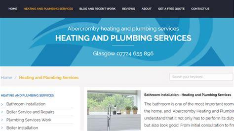 Plumbing Apprenticeships Glasgow by Plumbing Companies Glasgow Plumbing Contractor