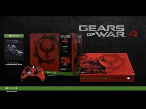 Kaset Xbox One Gears Of War 4 gears of war 4 new xbox one bundles 2016 multiplayer