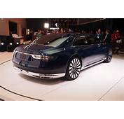 2015 Lincoln Town Car Concept In Photos Continental