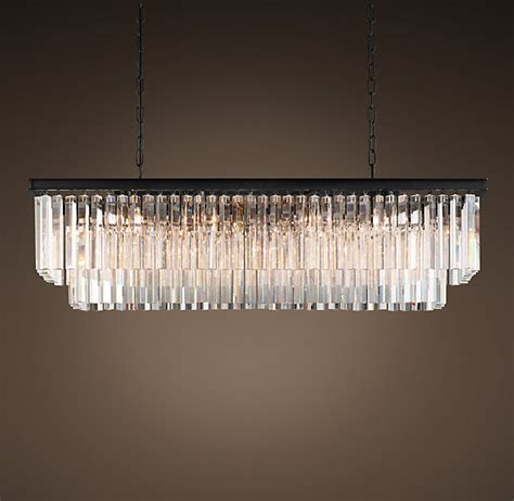 Chandelier Rectangular Rectangular Chandelier On Pinterest Rectangle Chandelier Modern Table Ls And Contemporary