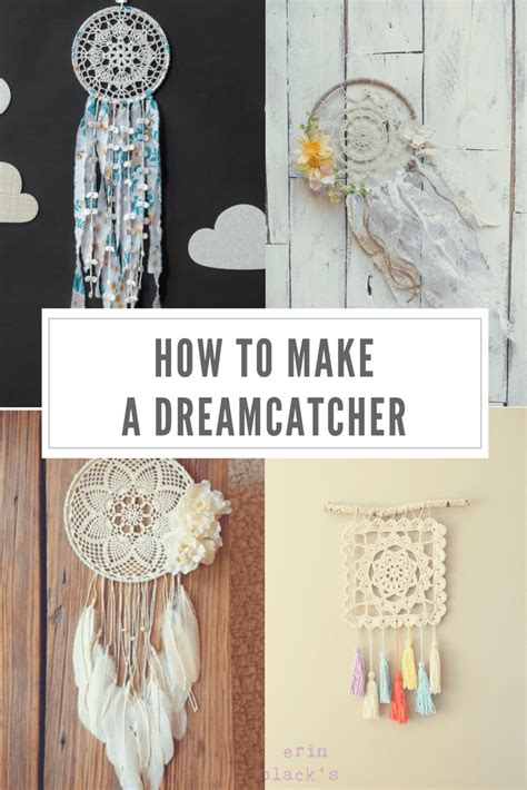 Vintage Bag Circle Beam Hold Arm how to make a dreamcatcher crochet coach