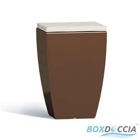 sedia pouf poltrona sedia pouf resina da giardino monoblocco con