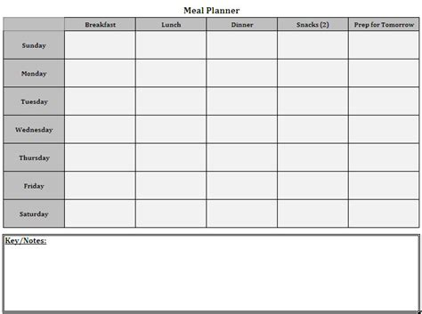 two week meal plan template blank 2 week calendar template calendar template 2016