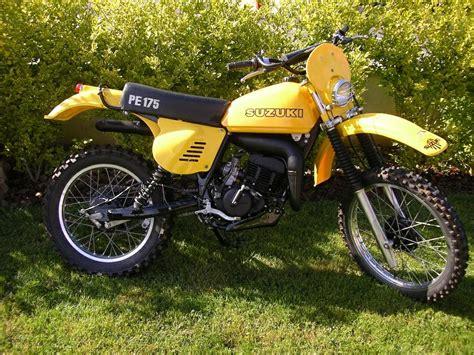 Suzuki Pe 175 Specs Suzuki Pe 175
