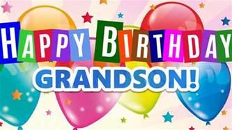 Happy Birthday Wishes To Grandson Happy Birthday Grandson My Blog