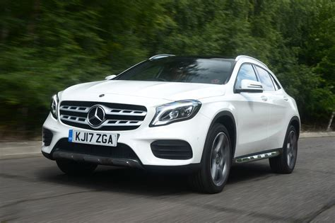 New Mercedes Gla Coupe by Mercedes Gla Amg Line 2017 Facelift Review Auto Express