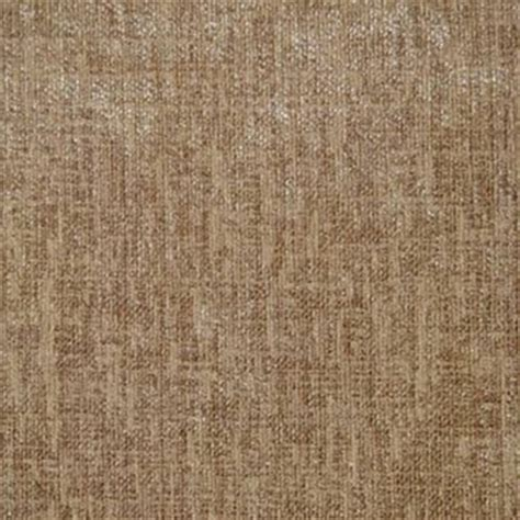 Discount Chenille Upholstery Fabric by Eaton Mink Brown Chenille Solid Upholstery Fabric