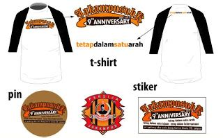 Jam Persija By Toko Pidspt orenjmania store baju ulang tahun jakus ubk 9 thn