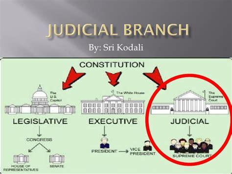 Judicial Branch Search Judicial Branch