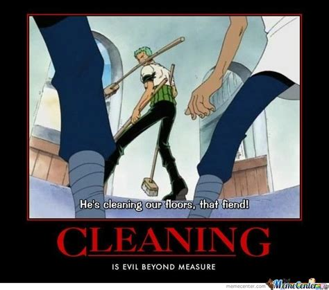 Housekeeping Meme - he s cleaning our floors by trollfather meme center