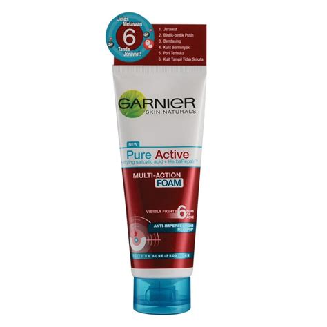 Garnier Foam garnier skin active foam reviews