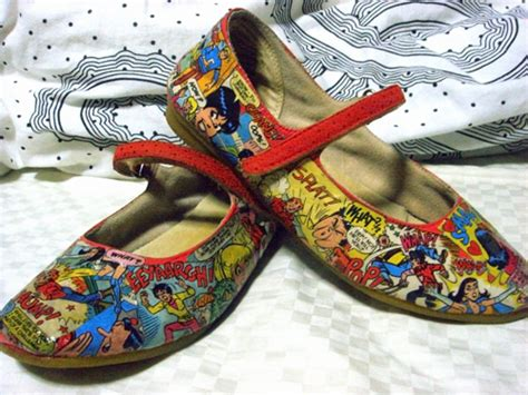 Decoupage Shoes Diy - decoupaged shoes renew your scuffed up kicks by
