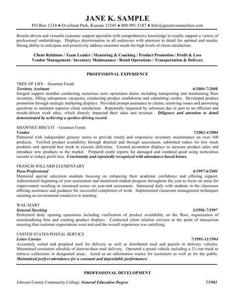 Sle Laborer Resume by Sle Construction Laborer General Labor Resume Objective