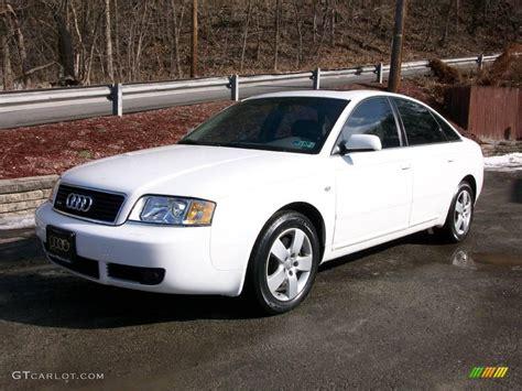 Audi A6 2003 by 2003 Polar White Audi A6 3 0 Quattro Sedan 4498969