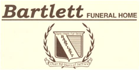 bartlett funeral home grafton wv legacy