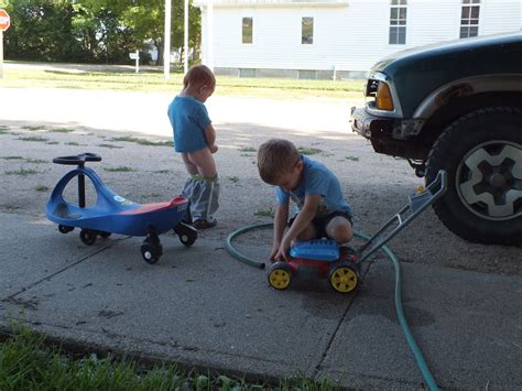 Boys Will Be Boys Outdoor Adventures