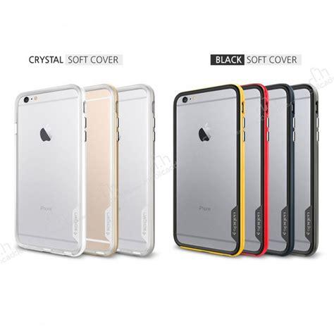Bumper Spigen Iphone6 Iphone6plus spigen iphone 6 plus 6s plus neo hybrid ex slim bumper