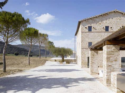 grounds home renovation in treia italy by wespi de meuron