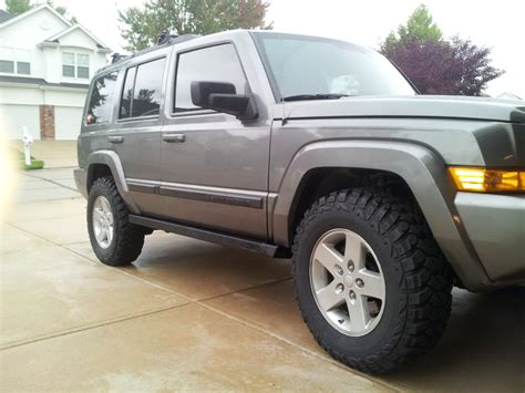 How Much Can A Jeep Commander Tow Wooohooo Lift And Tires Go On Friday Page 6 Jeep