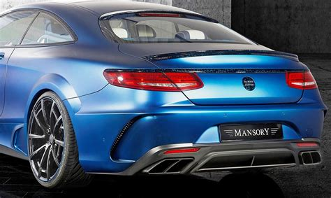 mansory cars 2015 2015 mansory s63 coupe 9