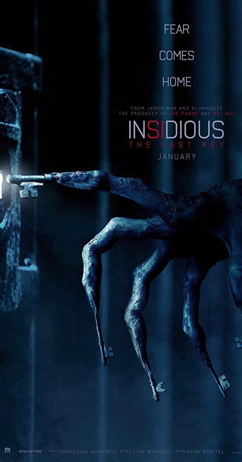insidious pg 13 the movie buff insidious the last key unlocks an underwhelming sequel