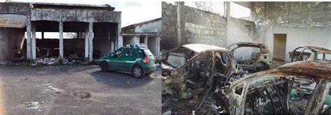 dati auto rubate foggia trovato cimitero auto rubate veicoli smontati dati