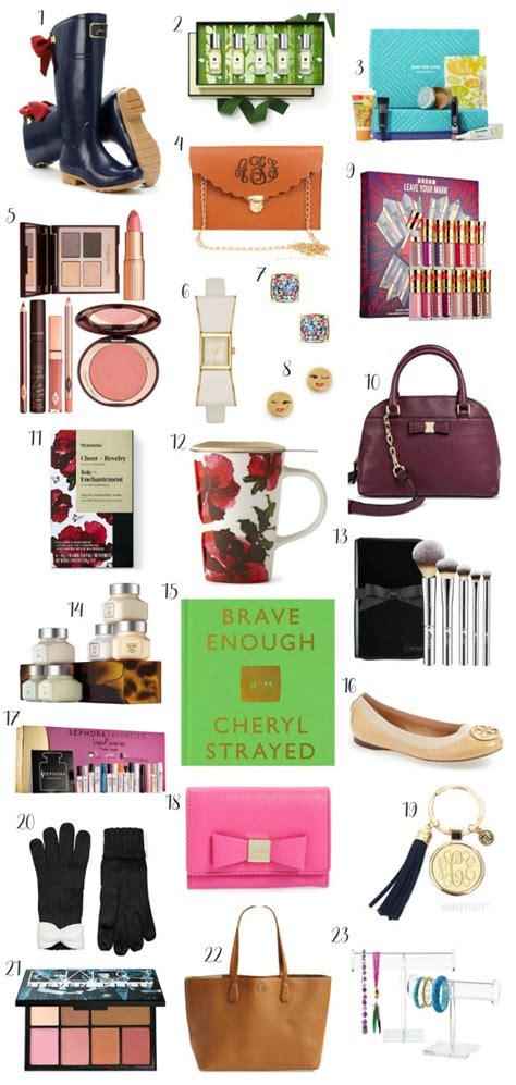 christmas gifts for women gift guide for nicholas