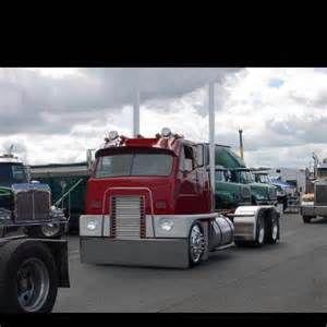 Antique International Truck Wheels International Harvester Coe Big Trucks Custom Semi