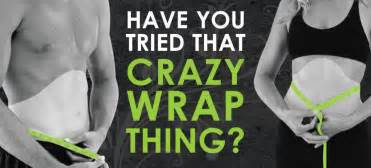 That crazy wrap thing it works wrap giveaway