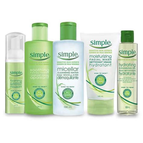 Simple Skin Detox by Simple To Skin Sensitive Skin Experts Non Drying