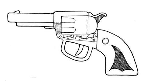 cowboy guns coloring pages dibujos im 225 genes y dise 241 os de pistolas para colorear y