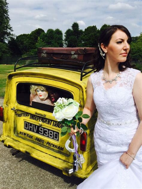 boy trotter only fools and horses wedding car our wedding 7 8 15 weddings