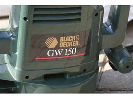 black decker gw 150 souffleur de feuilles black decker gw 150 neuf black