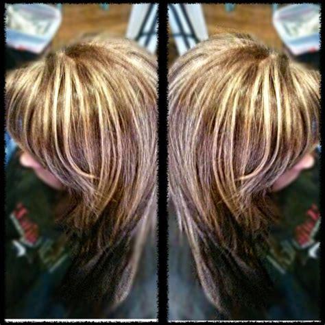 highlights for finehair thin streaked highlights medium brown hair color hair by