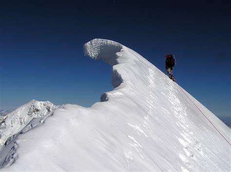 Mountain Cornice mountain ru gt rock mountain climbing ski snowboard hiking expeditions russia