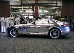 Chrome Mercedes Chrome Mercedes Mclaren Slr Pics Carzi