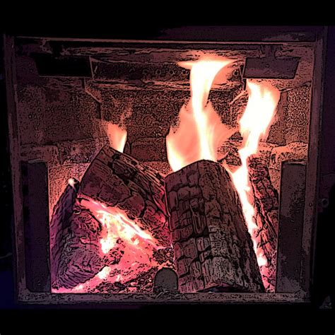 Fireplace Sound Effects by Burning Stove Sound Effects Library