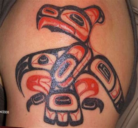indian tribal tattoos and meanings american tribal bird tattoos